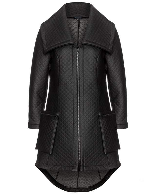 11 Statement Making Plus Size Coats for the Winter