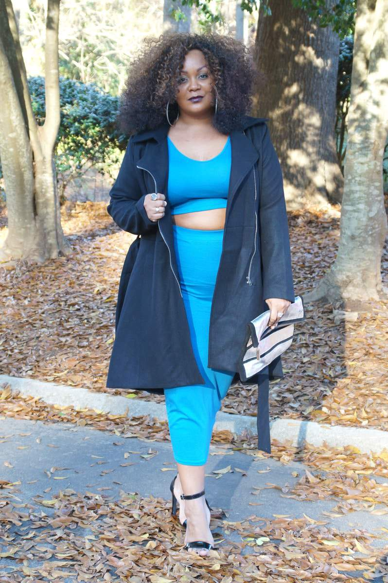 About The Curvy Fashionista