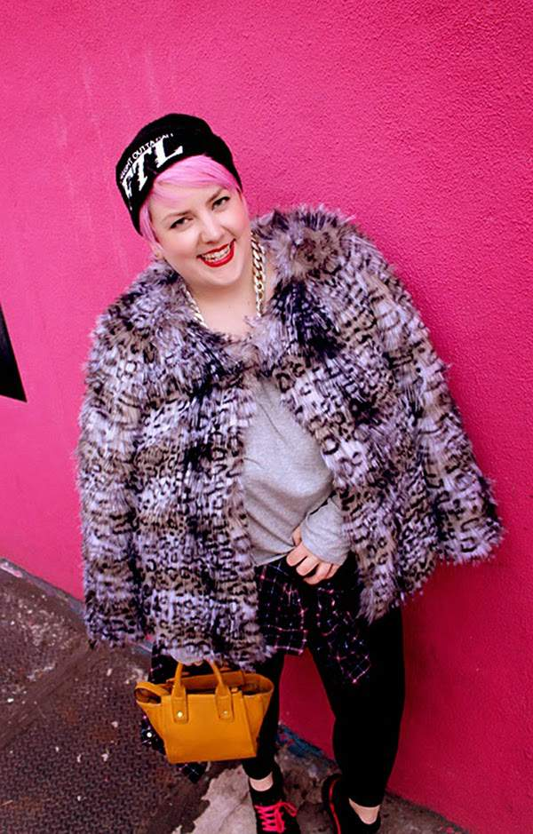 Top 20 Breakout Plus Size Personal Style Bloggers of 2014- Margie Plus