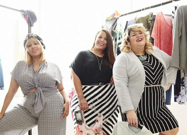NEWS: Target's New Plus Size Line! AVA & VIV in ALL Stores