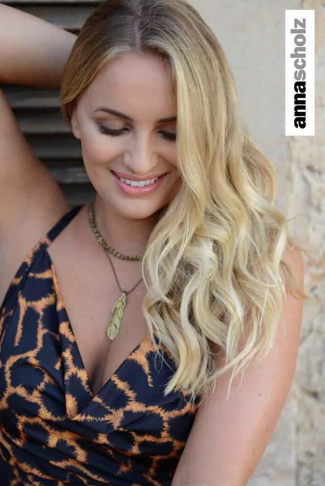 Anna Scholz White Label Spring 2015 Collection: Wanderlust