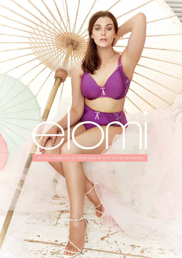 First Look: Elomi Spring 2015 Collection