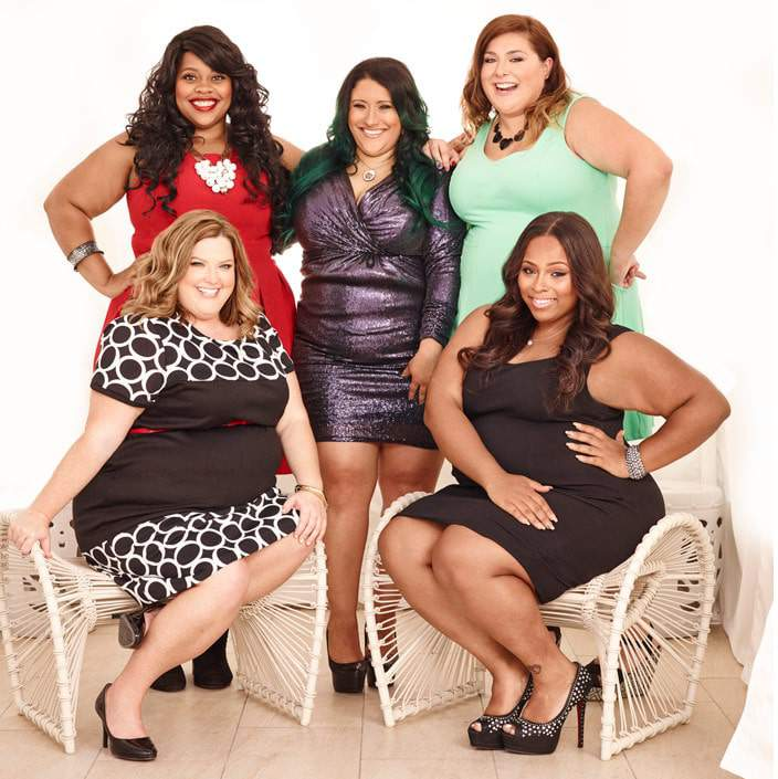 Big Women Big Love Cast