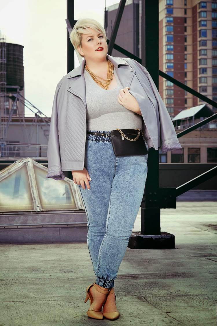 Plus Size Blogger Margie Plus