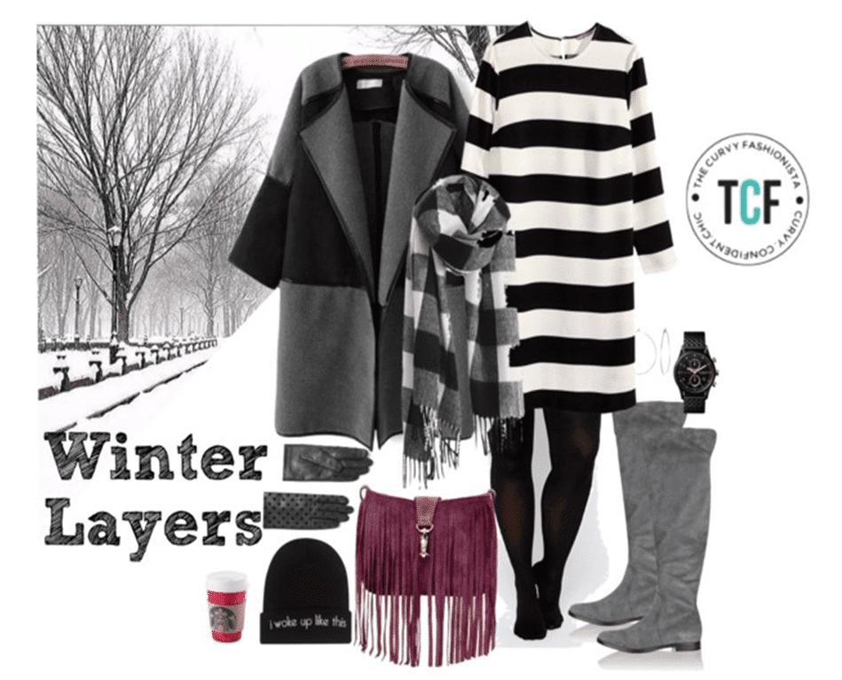 #TCFStyle Inspiration: Winter Layering