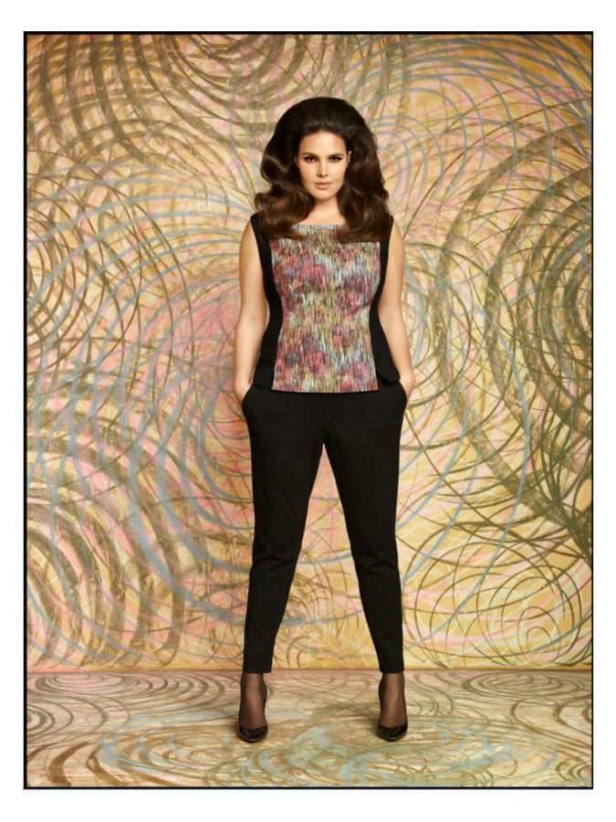 Isabel Toledo for Lane Bryant Spring 2015 Collection