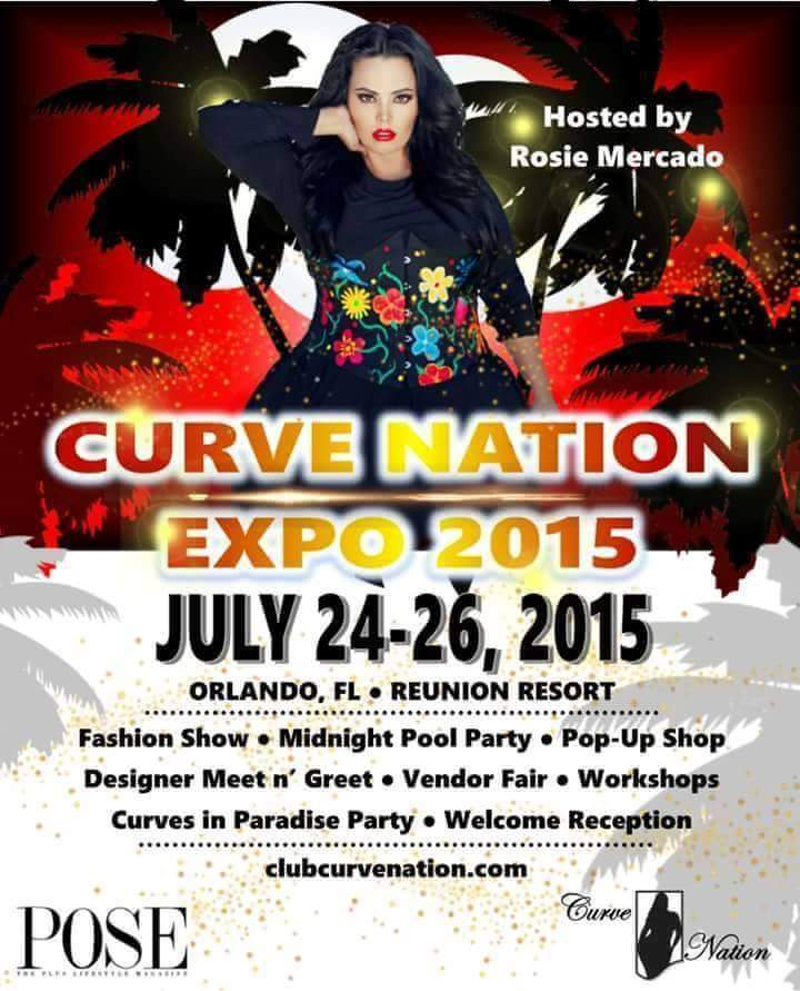 Curve Nation Expo 2015 In Florida