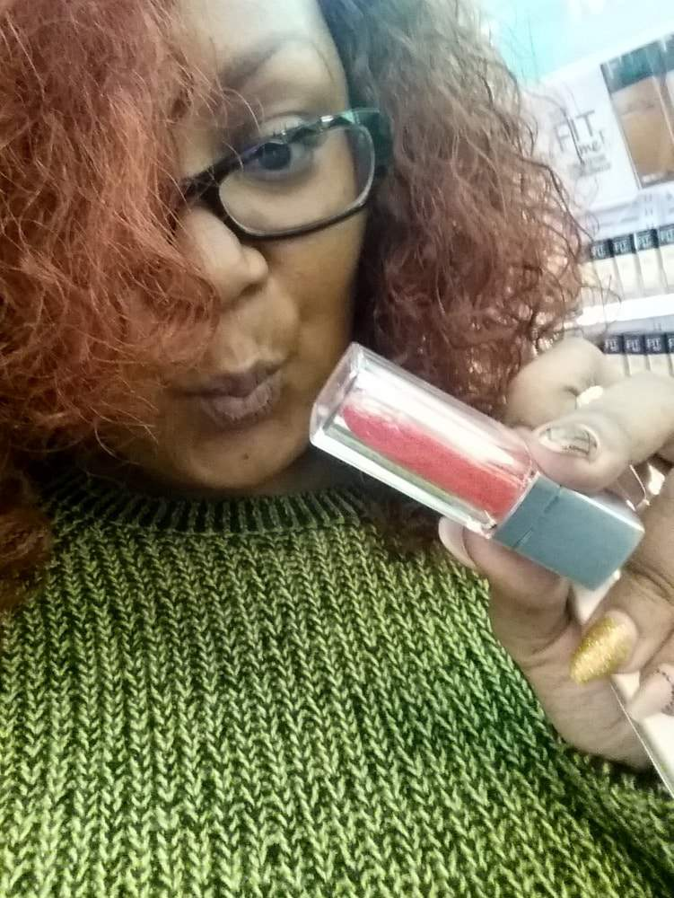 Finding a New Lippie to Match My Red Hair with CVS Beauty Club