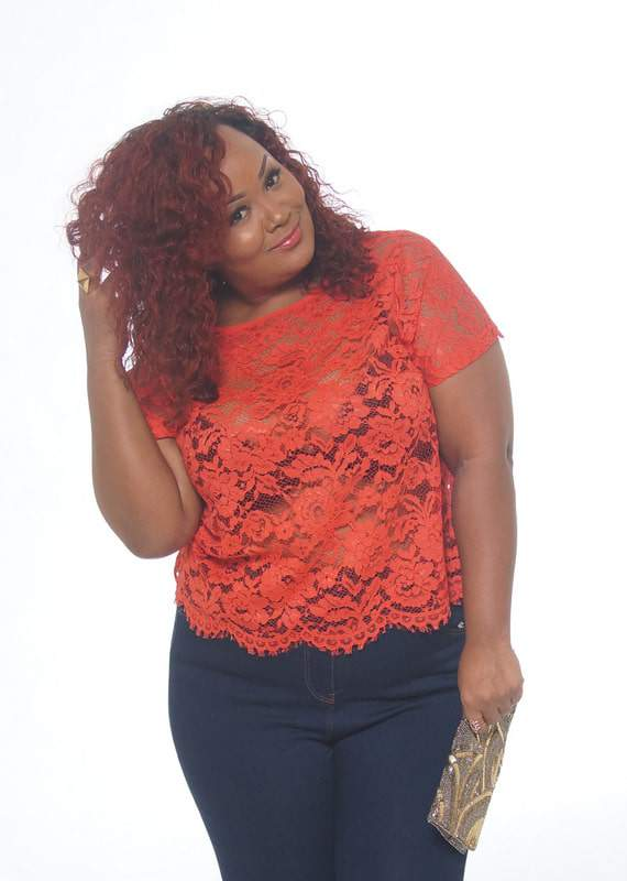 Marie Leggette The Curvy Fashionista at the top of each month