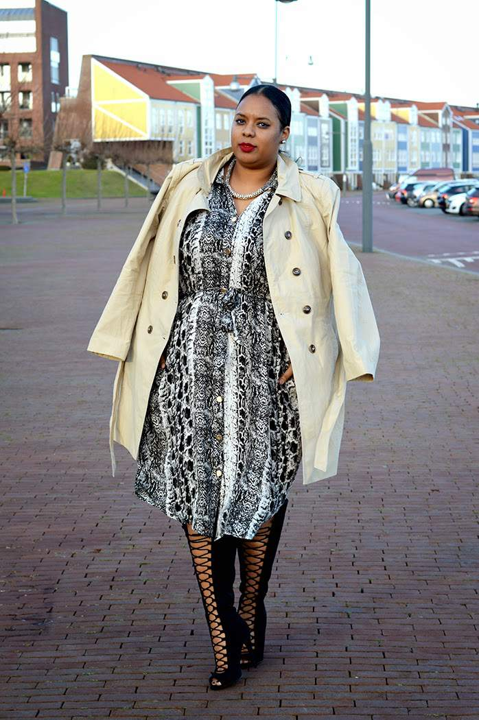 Dionne of Supersize my Fashion