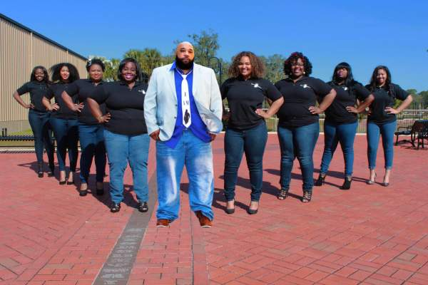 Curve Nation- A Plus Size Organization official lands On FAMU Campus