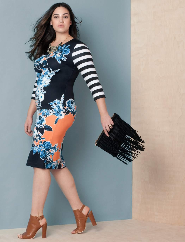 Eloquii Spring 2015 Code Blue Collection