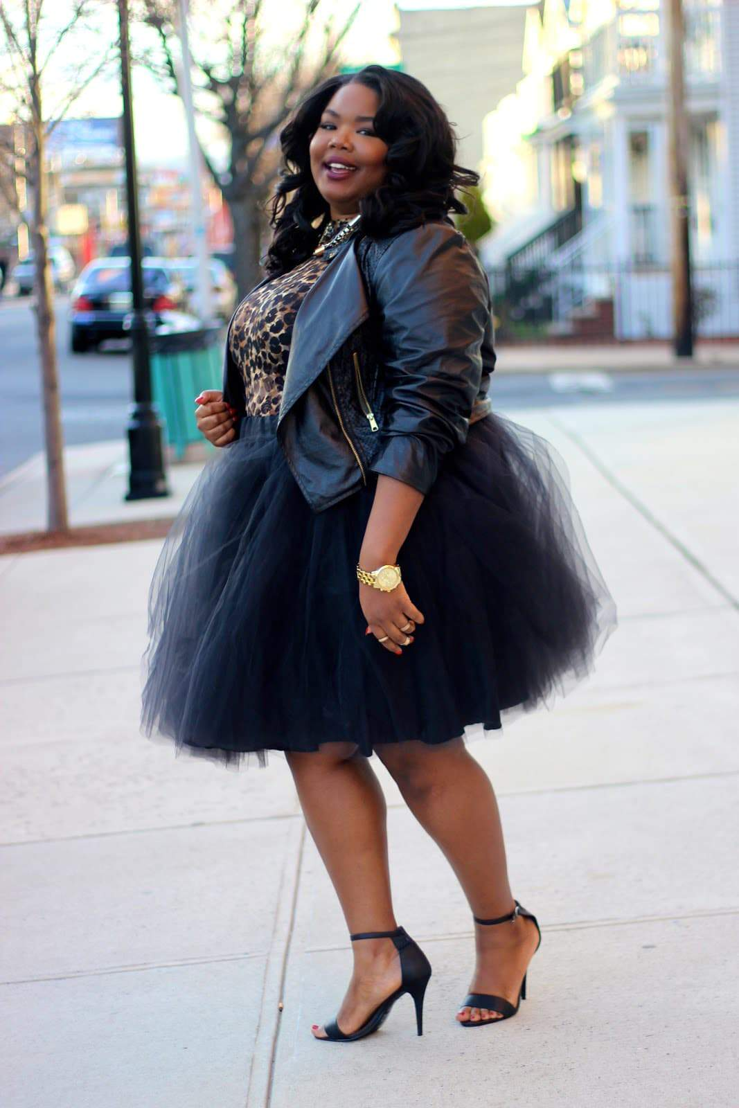 Plus Size Blogger Spotlight- Chante of Everything Curvy and Chic
