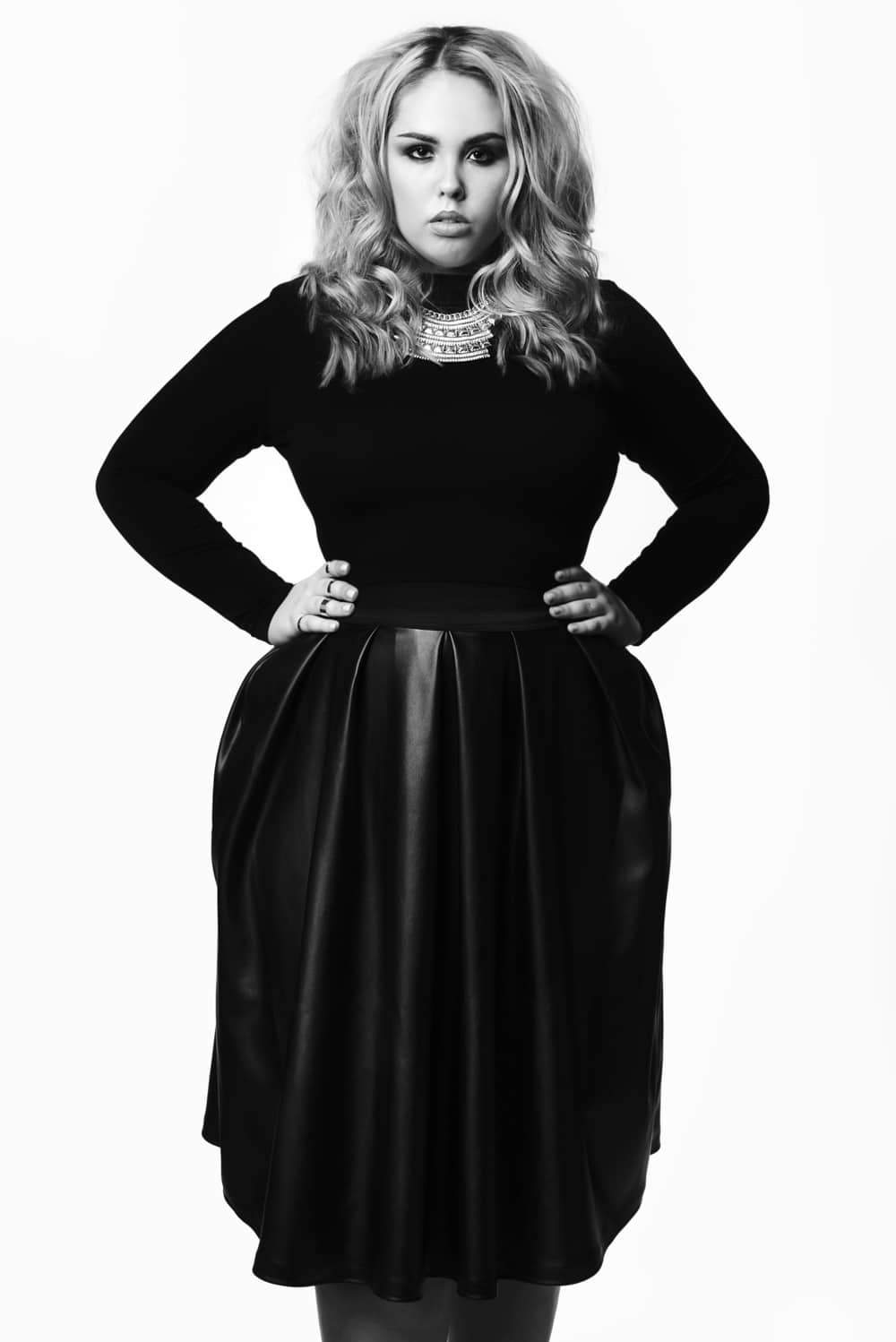 Interview with Plus SIze blogger-turned-designer, Remi Ray