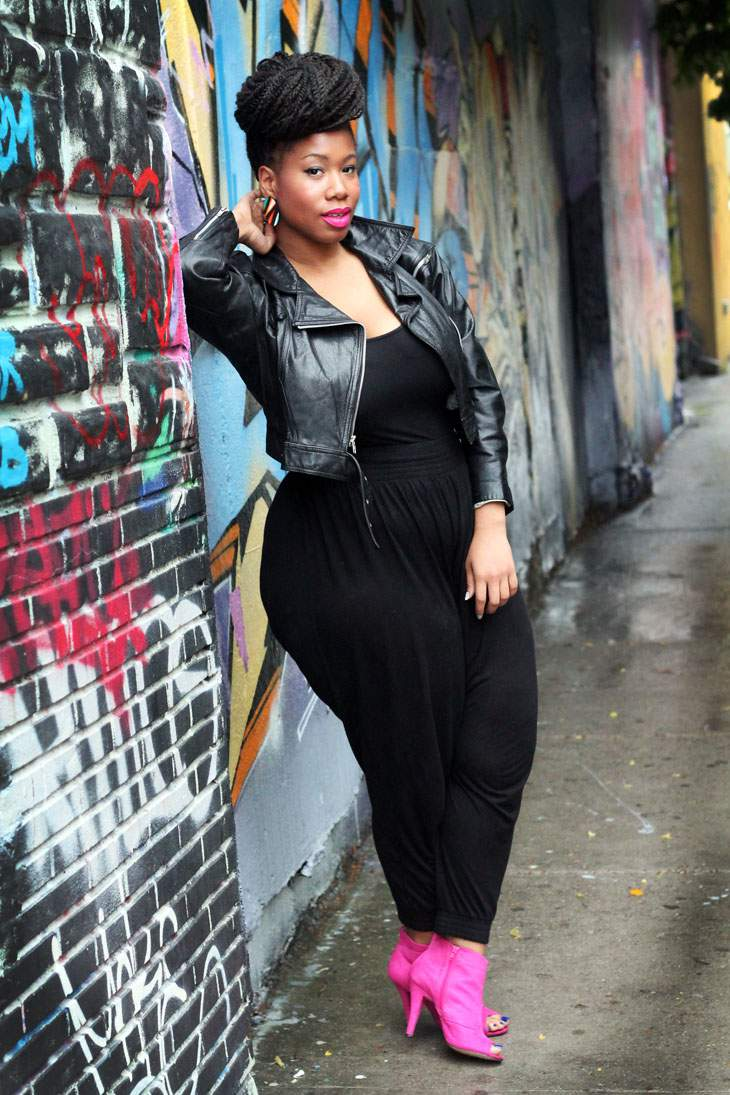The Curvy Fashionista Blog I was blogging at a magazine
