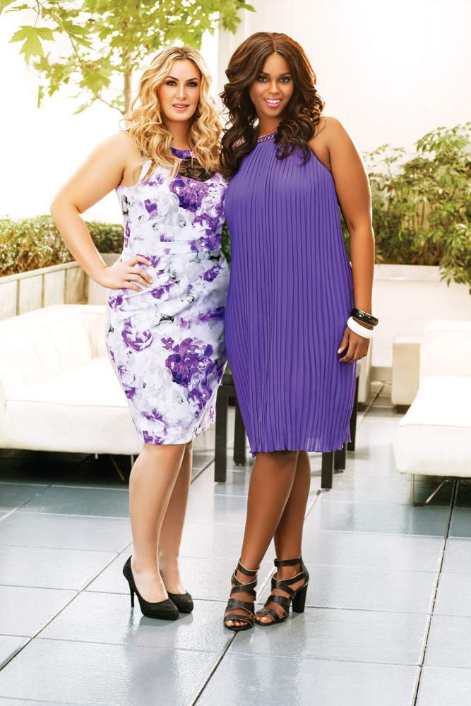 First Look at Plus size designer- Ashley Stewart Spring 2015 on The Curvy Fashionista