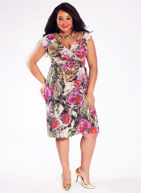 20 Plus Size Floral Dresses That Scream Spring