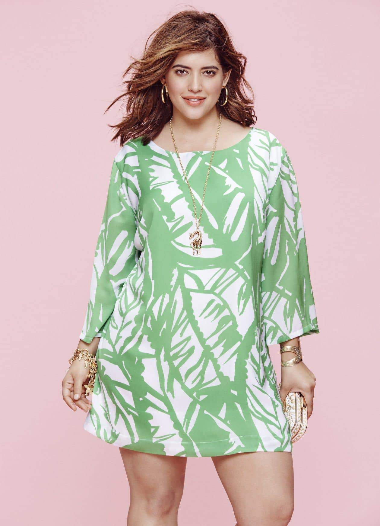 Target Releases the Lilly Pulitzer LookBook with Plus Size Looks