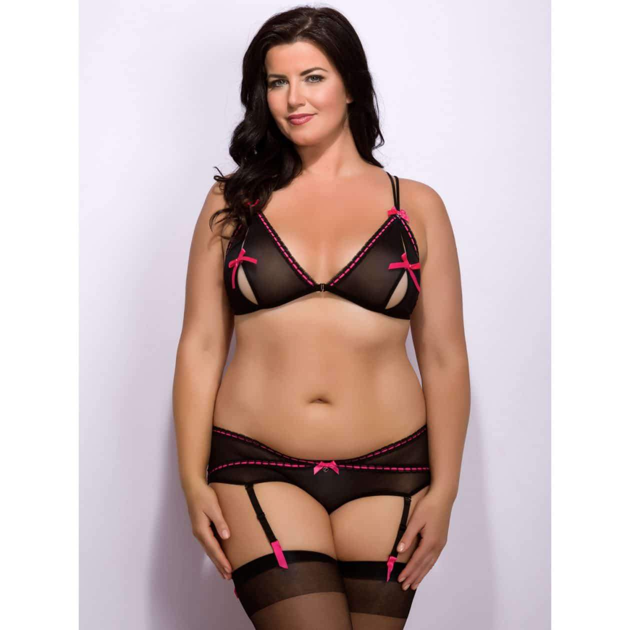 First Look at Love Honey Lingerie in Plus
