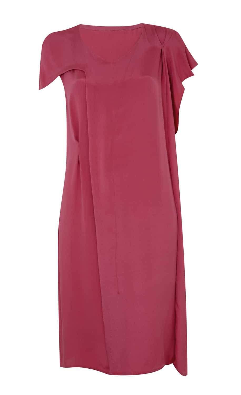 LuLu Liu Dress by Evans on TheCurvyFashionista.com