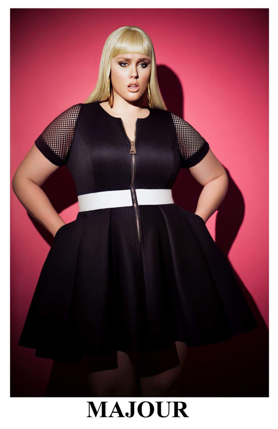 Plus size online boutique clothing