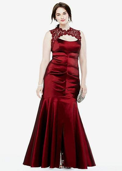 TCFStyle Find: 2015 Plus Size Prom Dresses to Rock the Night Away