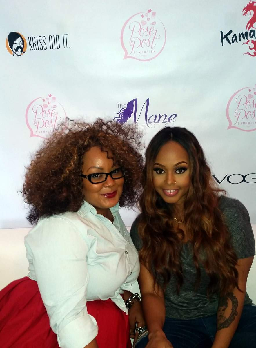 Around ATL: The Chrisette Michele Pose and Post Event