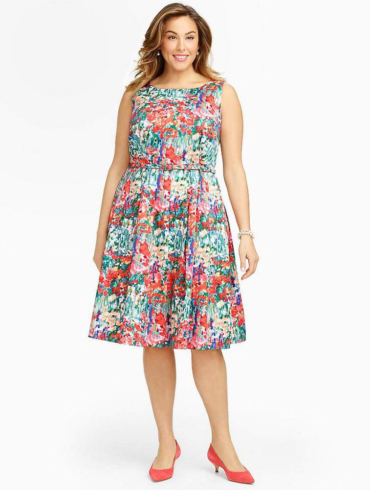 Ready: 9 Petite Plus Dress Options for Spring!