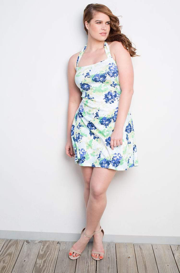 Easy and Breezy with The Grisel Spring Collection on TheCurvyFashionista.com #TCFStyle