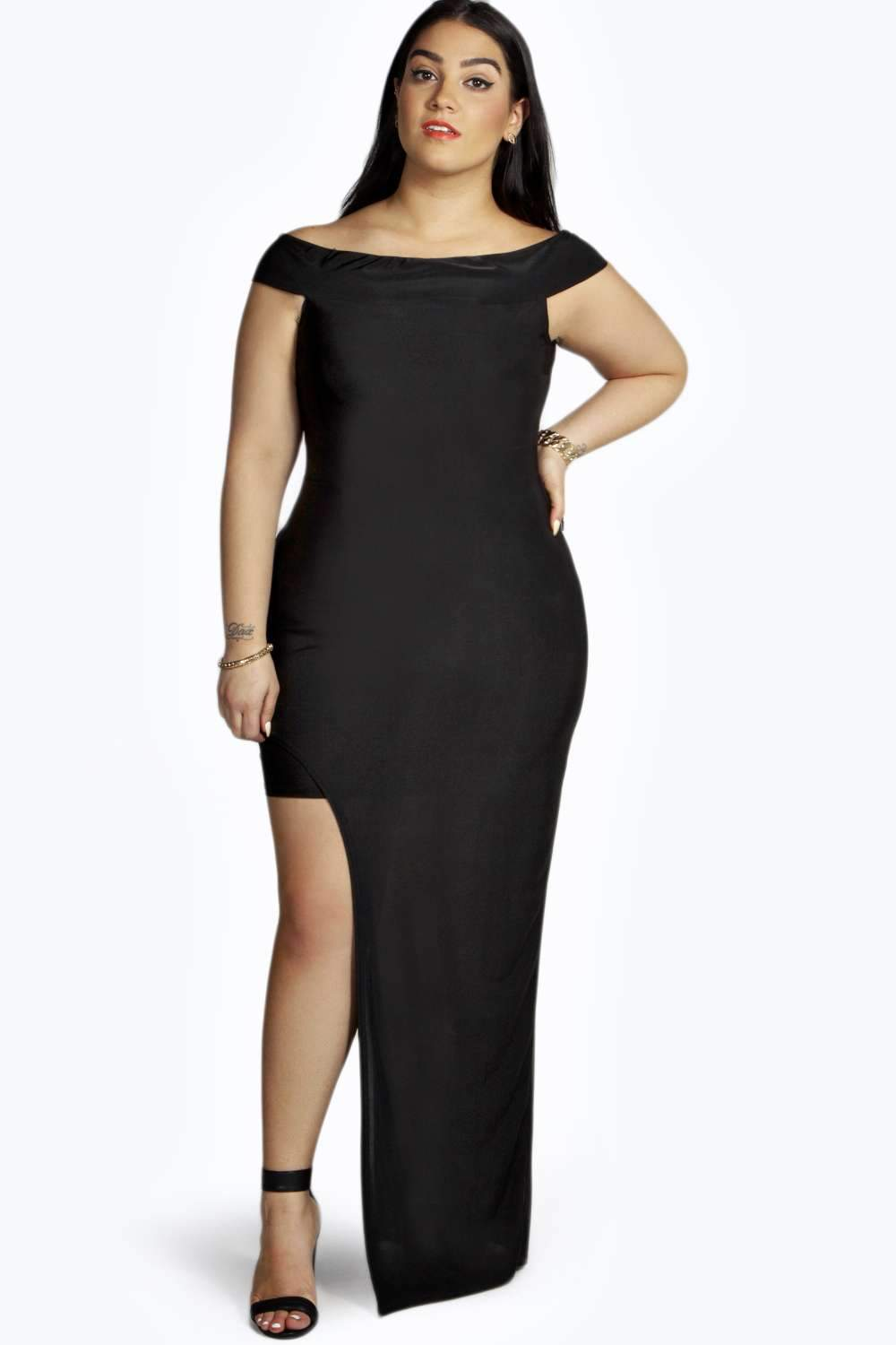 Tcfstyle Find 10 Plus Size Wedding Guest Dresses
