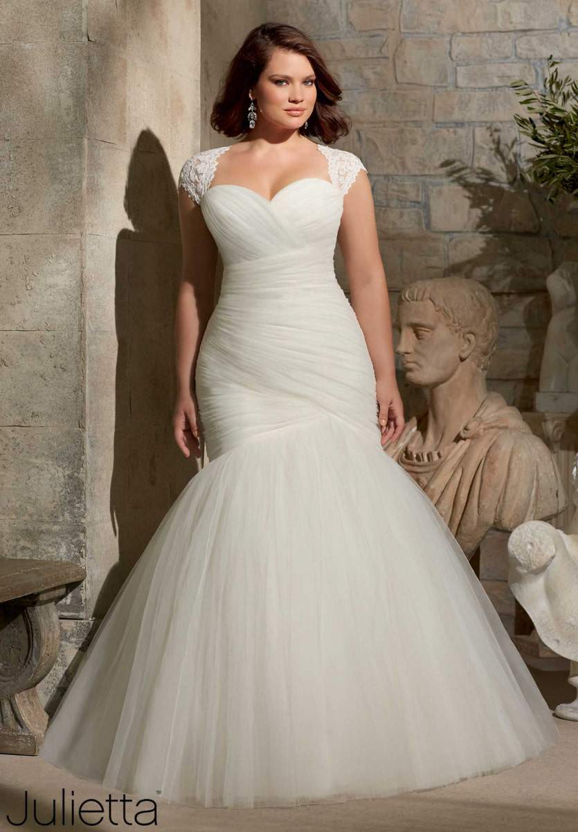 For the plus size bride designer julietta by mori lee plus size bridal designer julietta by mori lee on thecurvyfashioninsta tcfstyle plussizebride ombrellifo Image collections
