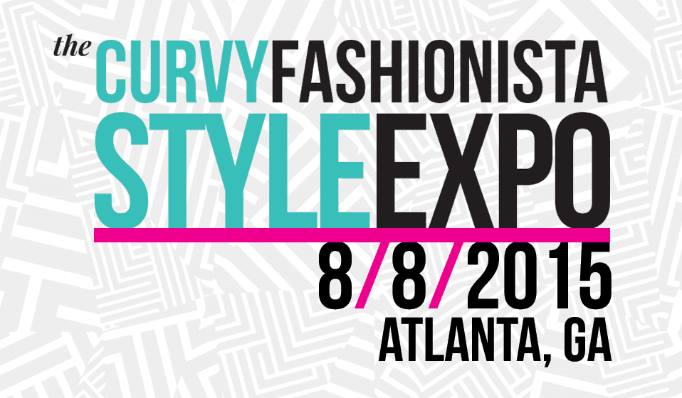 Plus size fashion shopping event- TCFStyle Expo