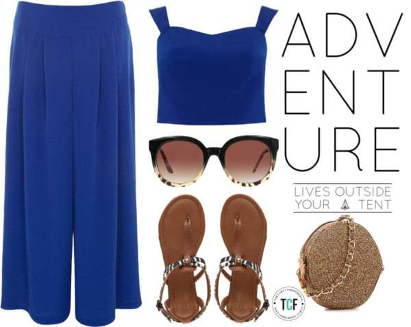 My Style: FLATS PLEASE! Spring Festival Style with DSW