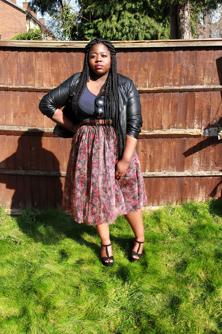 Plus SIze Blogger Spotlight- Nerd About Town  on The Curvy Fashionista