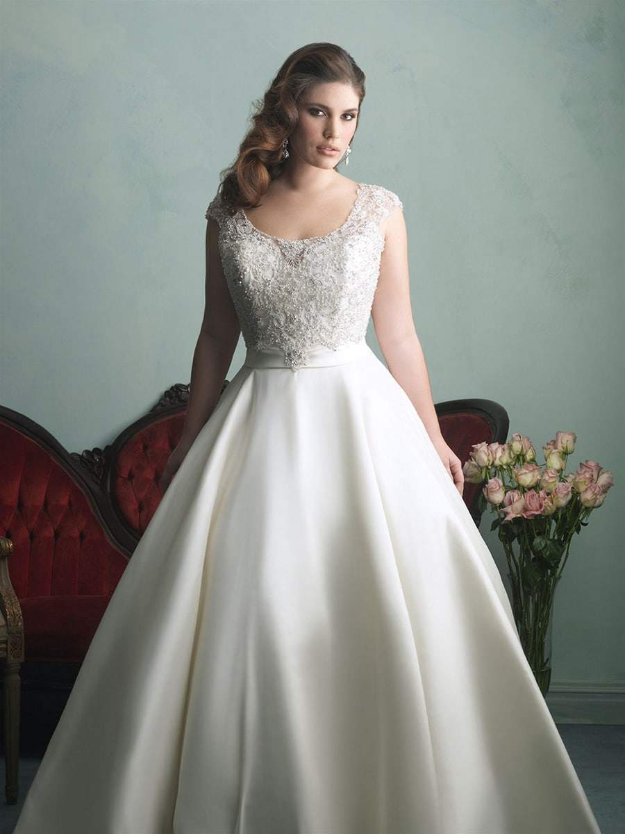 Allure Plus Size Dresses