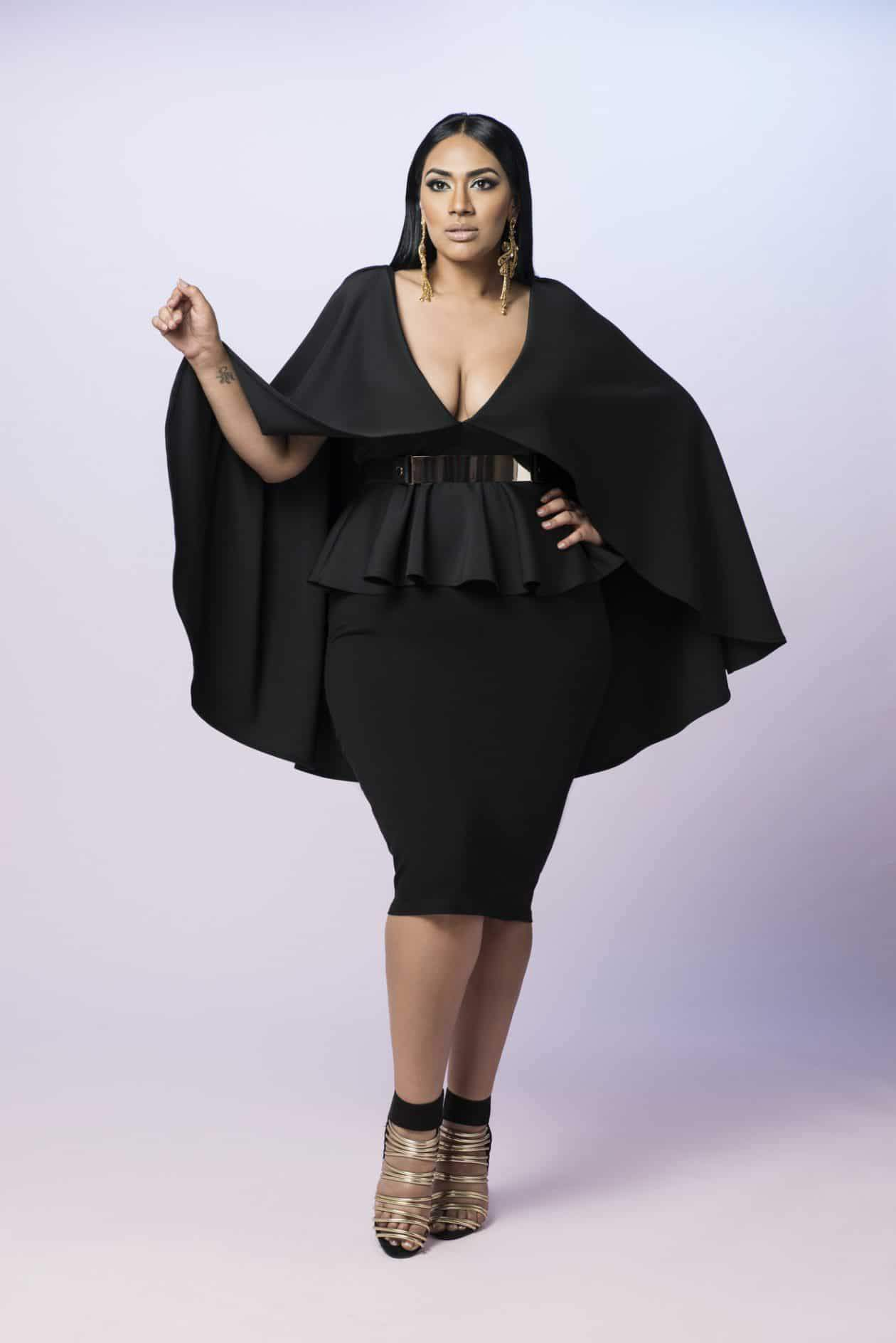 Z By Zevarra Plus Size Spring 2015 Collection on TheCurvyFashionista.com