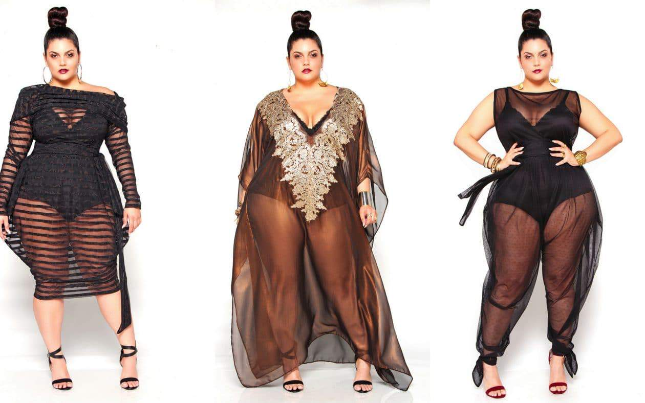 Plus Size Designer Clothing In Atlanta Fashion Spotlight