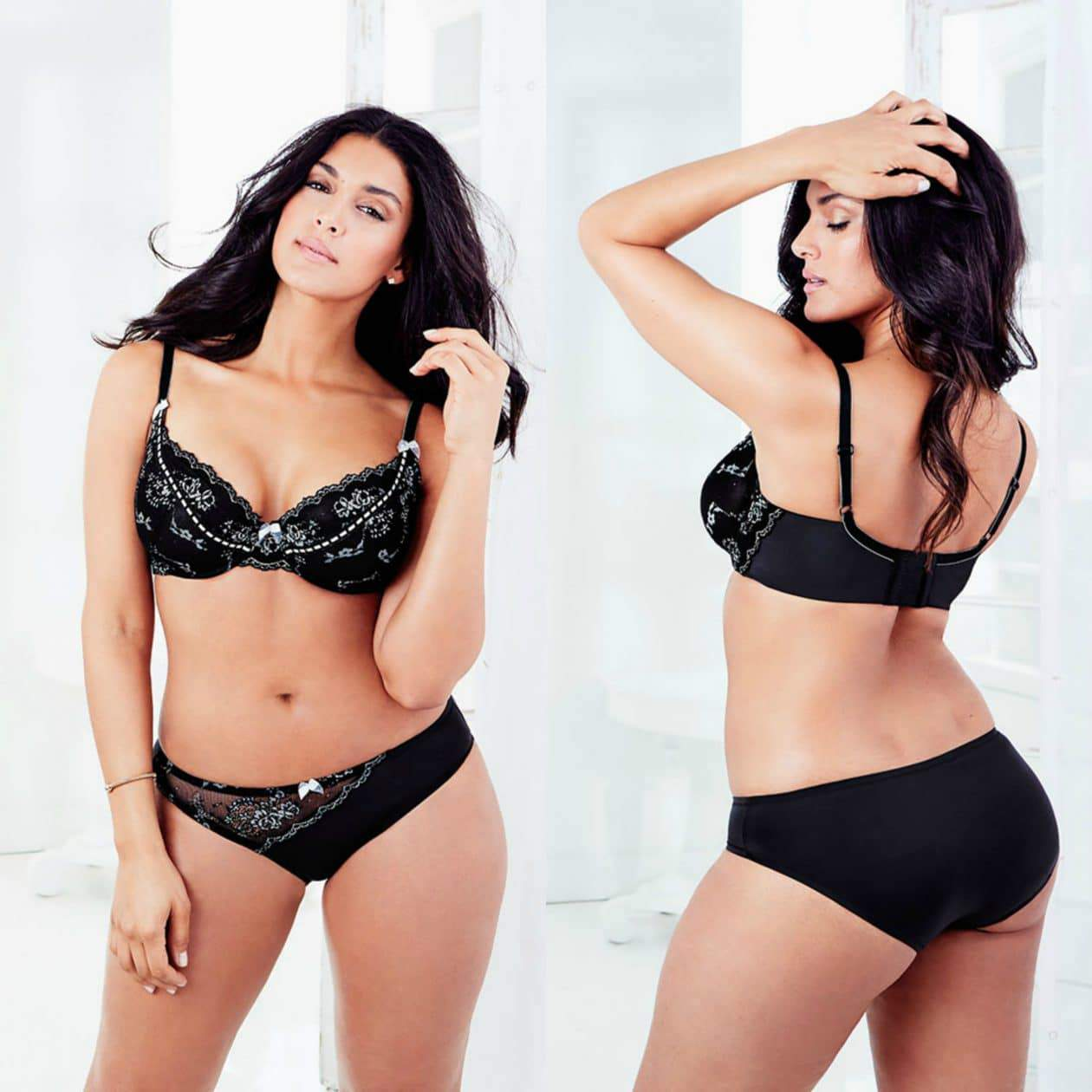 Your First Look at the Plus Size Lingerie at Adore Me