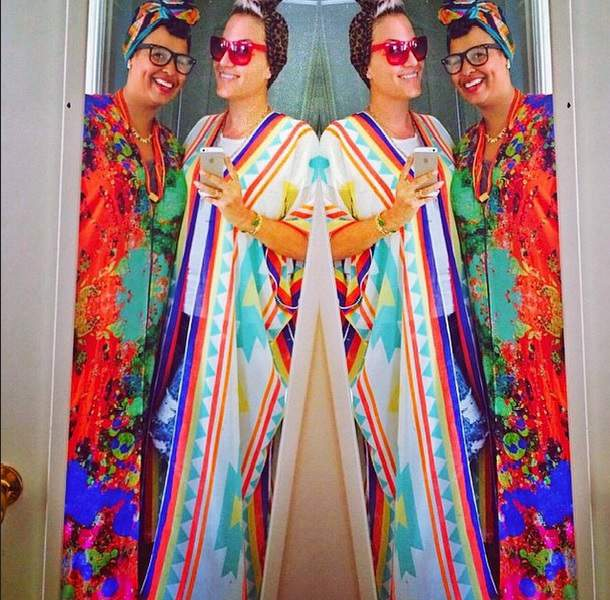 Self-Acceptance through Fashion: It's Not Your Mama's Mumu