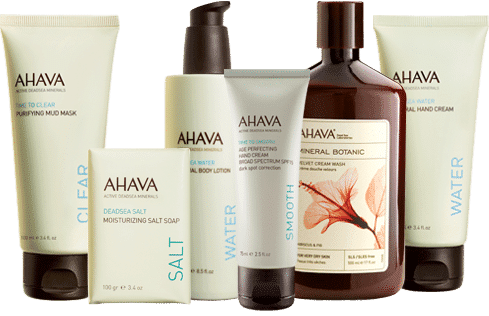 AHAVA Beauty Package Giveaway  on The Curvy Fashionista