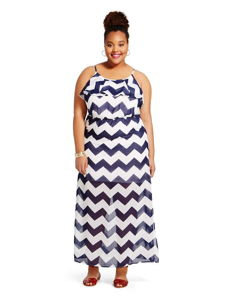 15 Plus Size Dresses UNDER $50 on The Curvy Fashionista