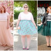 Plus Size Fashion Blogger Spotlight- Audrey's blog at Big or Not To Big on TheCurvyFashionista.com
