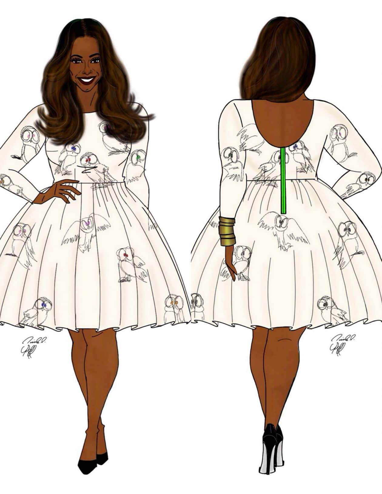 b3f146bcd3f New Contemporary Plus Size Collection- Eleven60 by Kierra Sheard on The  Curvy Fashionista