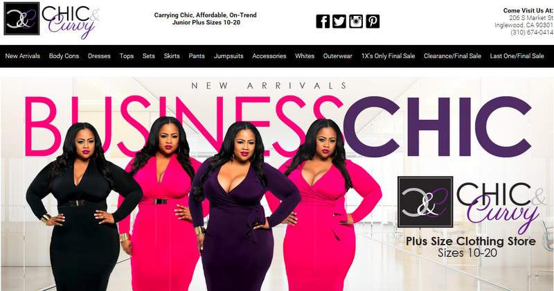 Plus Size Boutique