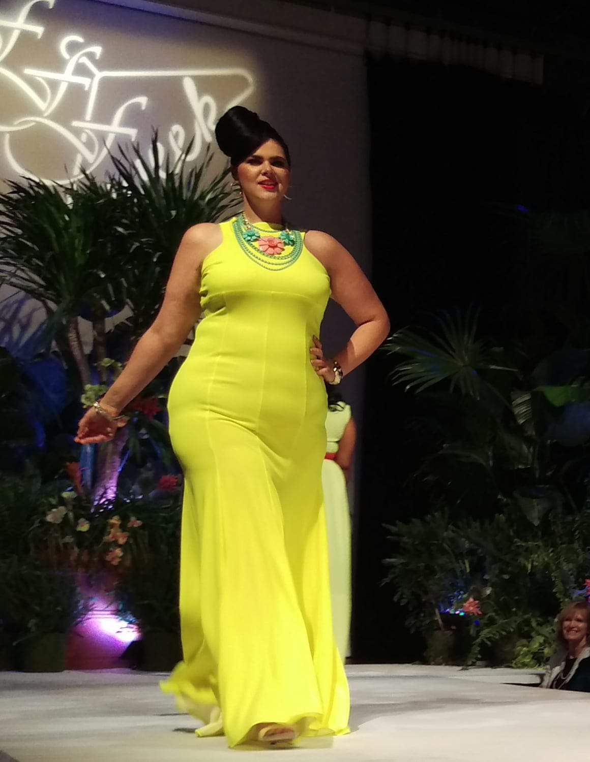 Tru Diva Designs at Full Figured Fashion Week 2015