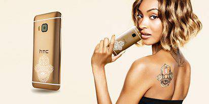 Jourdan Dunn HTC INK Ambassador
