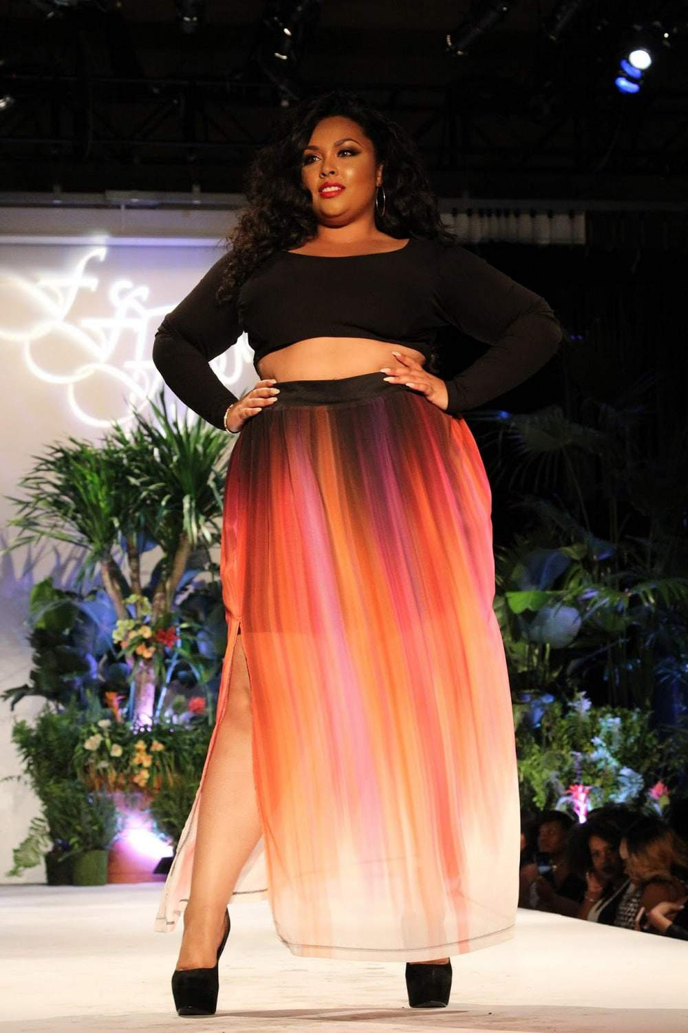 FFFWeek Recap: Full Figured Fashion Week 2015 Indie Showcase