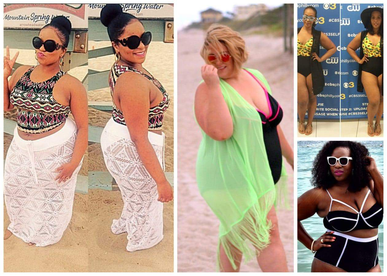 TCFStyle Instagram Looks We Love- Plus Size Swim