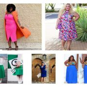 #TCFStyle: Plus Size Instagram Looks We Love – Bold Color