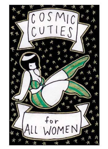 Cosmic Cuties for All Women